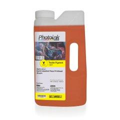 Ricoh Gen4 / Gen5 Kafalar için 1000 ml SARI YELLOW Tekstil Mürekkep (T-RTP)