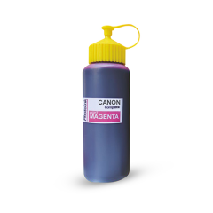 Canon G1400 Canon G2400 Canon G3400- GI 490 Yazıcılar için uyumlu 500 ml Kırmızı Mürekkep (PHOTO INK Akıllı Mürekkep)